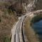 Železniški odsek Zidani most–Rimske Toplice med izvedbo del