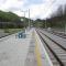 Železniška postaja Rimske Toplice po izvedbi