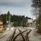 Železniška postaja Dobrepolje (Avtor: Miško Kranjec)