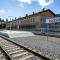 Železniška postaja Kočevje (Avtor: Miško Kranjec)