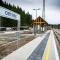 Železniška postaja Ortnek (Avtor: Miško Kranjec)