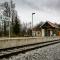 Železniško postajališče Velike Lašče (Avtor: Miško Kranjec)