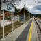 Železniško postajališče Žlebič (Avtor: Miško Kranjec)