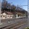 Železniška postaja Ormož z urejenim podhodom