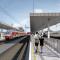 Vizualizacija nadgrajene železniške postaje Pragersko