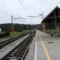 Železniško postajališče Dolga Gora