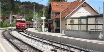 Nadgradnja železniške proge Dolga gora–Poljčane
