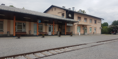 Nadgradnja železniške postaje Grosuplje