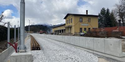 Nadgradnja železniške proge Ljubljana–Jesenice–d.m.