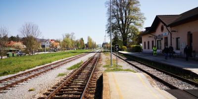 Nadgradnja železniške proge Maribor–Prevalje–državna meja