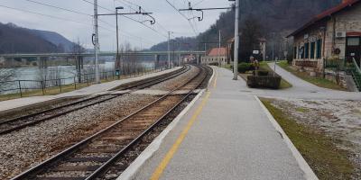 Nadgradnja železniške proge državna meja–Dobova–Zidani Most