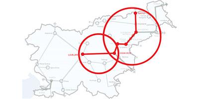 Uvedba daljinskega vodenja prometa na glavnih progah javne železniške infrastrukture