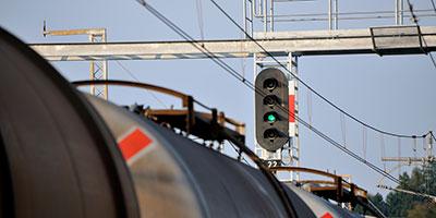 Čezmejna železniška povezava Trst–Divača