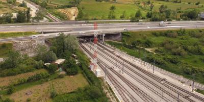 Sanacija ozkega grla na območju Bivja na železniški progi Divača–Koper (izvlečni tir)
