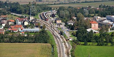 Nadgradnja vozlišča Pragersko