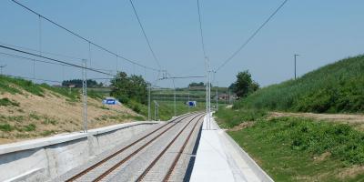Nadgradnja železniške proge Slovenska Bistrica–Pragersko