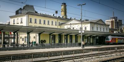 Nadgradnja železniškega območja ljubljanskih postaj