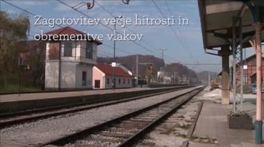 Nadgradnja odseka glavne železniške proge Dolga Gora–Poljčane